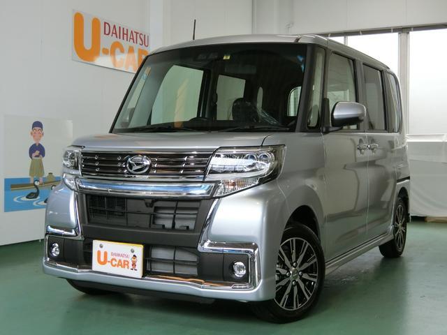 ダイハツ タント カスタムX トップエディションVS SAIII...