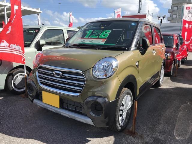 沖縄県の中古車ならキャスト アクティバX リミテッド SAIII