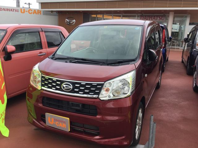 沖縄県の中古車ならムーヴ X SA