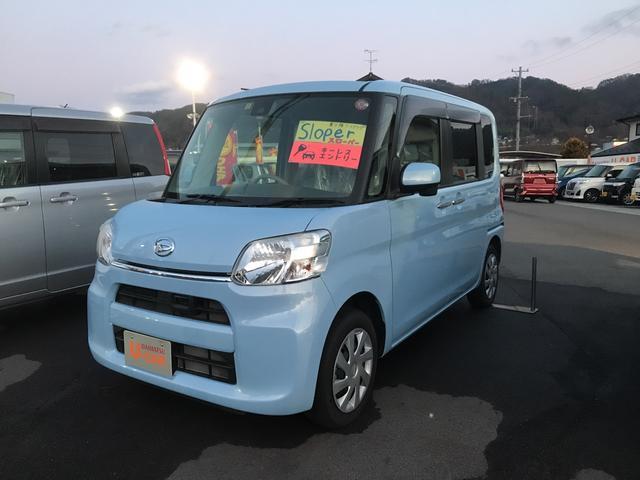 「ダイハツ」「タント」「コンパクトカー」「長野県」の中古車
