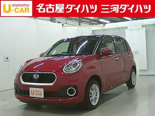 「ダイハツ」「ブーン」「コンパクトカー」「愛知県」の中古車
