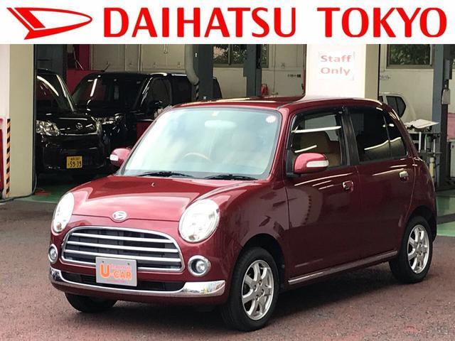 「ダイハツ」「ミラジーノ」「軽自動車」「東京都」の中古車