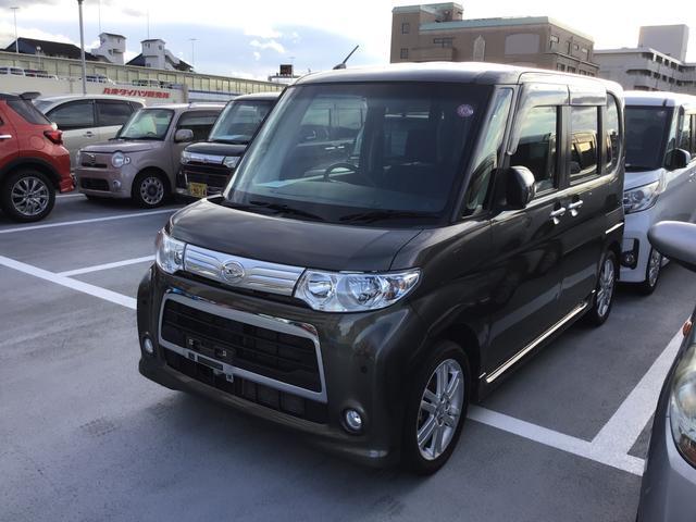 「ダイハツ」「タント」「コンパクトカー」「兵庫県」の中古車