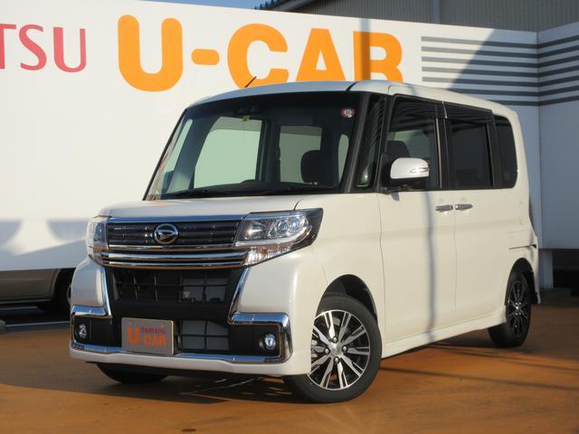 ダイハツ カスタムX トップエディションSAIII4WDシートヒーター