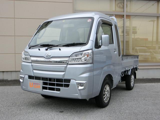ジャンボ 4WD 5MT LEDヘッドライト・フォグ CD