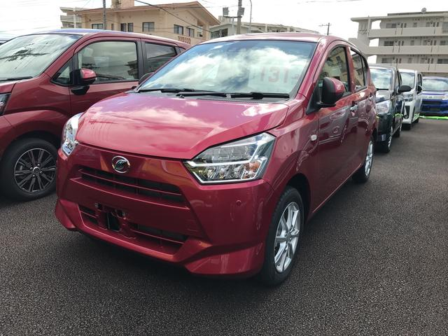 沖縄県の中古車ならミライース G SAIII