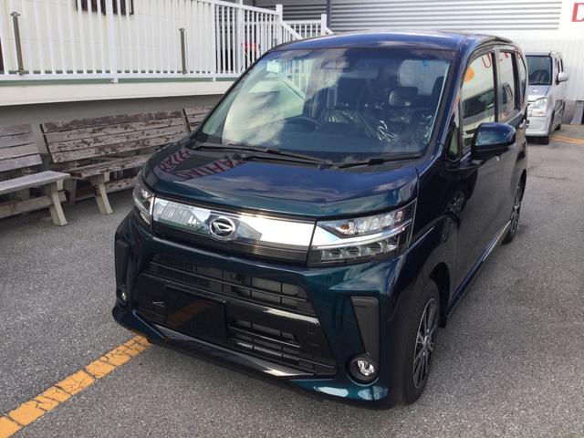 沖縄県の中古車ならムーヴ カスタム XリミテッドII SAIII