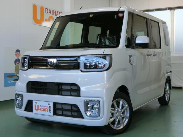 「ダイハツ」「ウェイク」「コンパクトカー」「岐阜県」の中古車