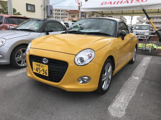 沖縄県の中古車ならコペン セロ