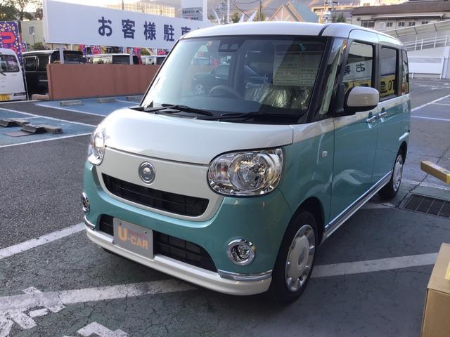 「ダイハツ」「ムーヴキャンバス」「コンパクトカー」「兵庫県」の中古車