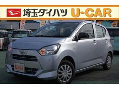 ミライースL SAIII・走行2594キロ・デモカーUP
