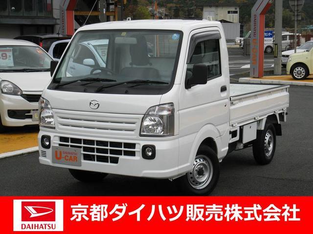 マツダ KCエアコン・パワステ農繁 4WD 5MT