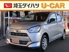 ミライースL SAIII・新車保証継承・衝突回避支援ブレーキ・キーレス