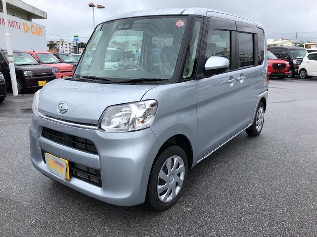沖縄県うるま市の中古車ならタント XリミテッドSAIII