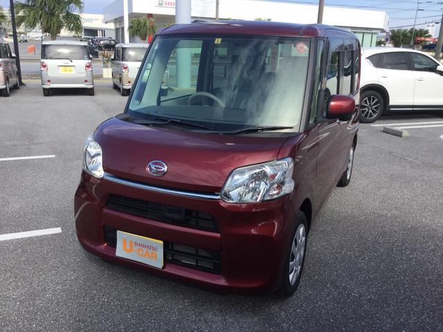 沖縄県の中古車ならタント ウェルカムシートXSA