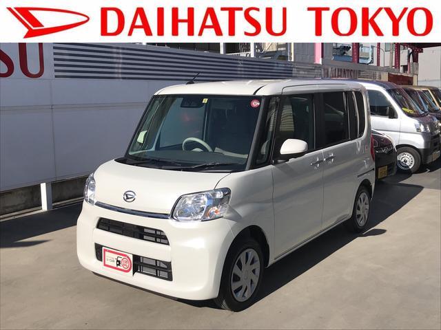 「ダイハツ」「タント」「コンパクトカー」「東京都」の中古車