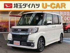 タントカスタムRSトップエディションVS SAIII・新車保証継承