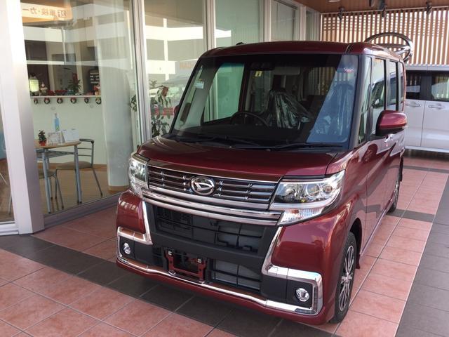 沖縄県浦添市の中古車ならタント カスタムX トップエディションリミテッドSAIII