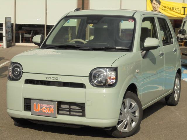 ダイハツ L SAIII 走行1590キロ 令和元年6月登録車