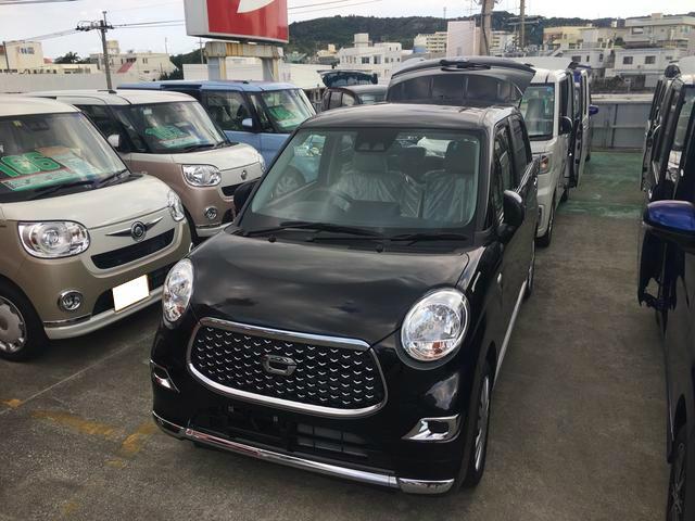 沖縄県の中古車ならキャスト スタイルX リミテッド SAIII