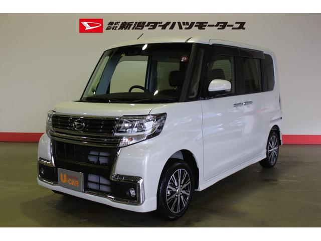 ダイハツ カスタムX トップエディションリミテッドSAIII ナビ付