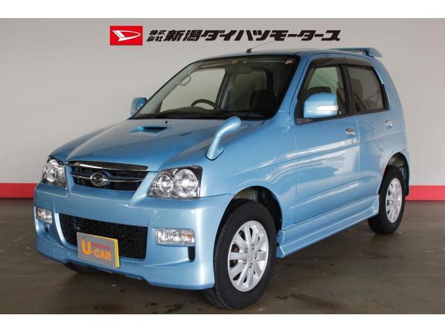 ダイハツ カスタムX ナビ付 4WD