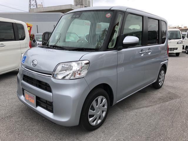 沖縄県の中古車ならタント スローパーL SAIII