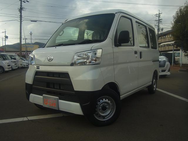 ダイハツ スペシャルSAIII 4WD AT ラジオ エアコン
