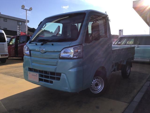 ダイハツ スタンダード エアコン パワステ付 4WD