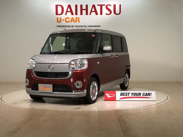 ダイハツ Xメイクアップリミテッド SAIII 4WD CD