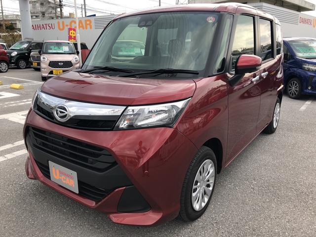 沖縄県うるま市の中古車ならトール Gターボ SAIII