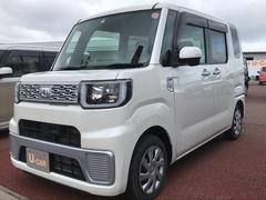 ウェイクL SA オートエアコン ナビ シートヒーター 4WD