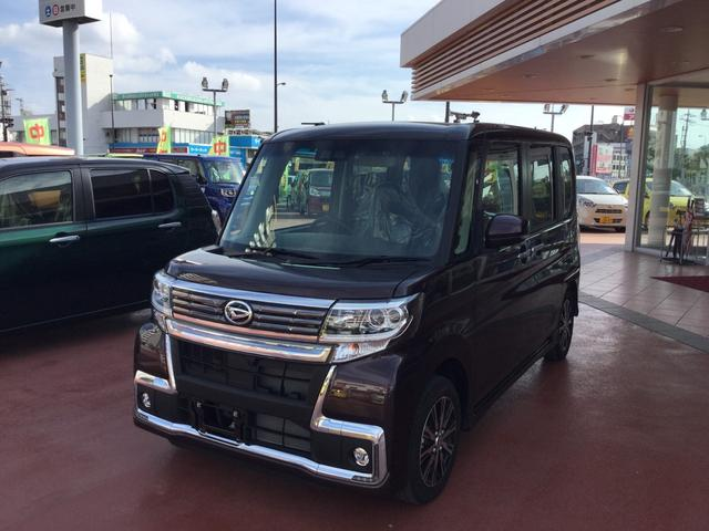 沖縄県浦添市の中古車ならタント カスタムX トップエディションVS SAIII