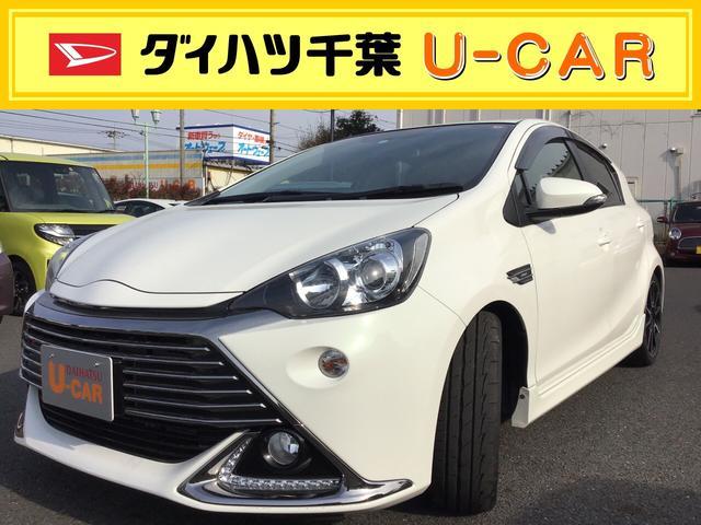 トヨタ G G's  オートエアコン/キーフリー
