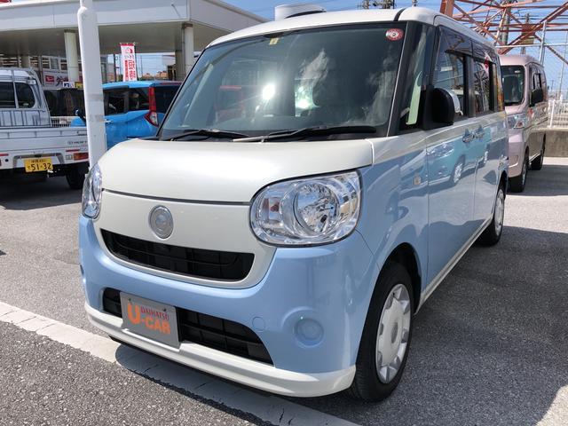 沖縄県うるま市の中古車ならムーヴキャンバス X