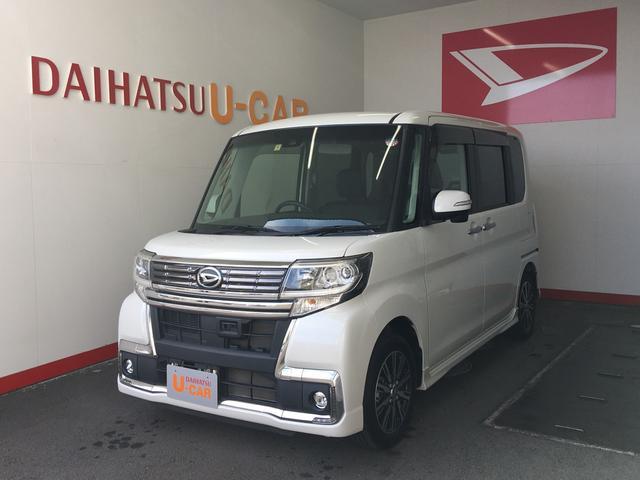 ダイハツ カスタムX トップエディションSAII ナビ付き