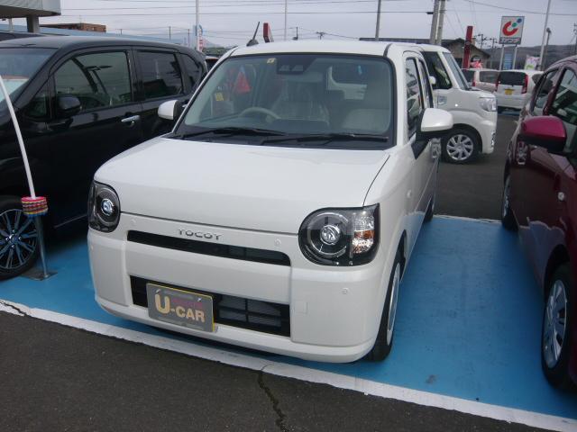 ダイハツ G SA3 /CVT車/ 2WD/ LEDヘッドランプ付