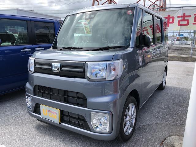沖縄県うるま市の中古車ならウェイク L SAIII