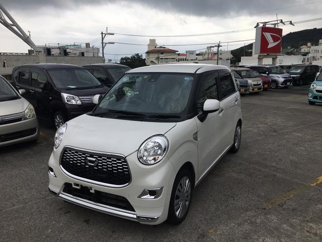 沖縄県の中古車ならキャスト スタイルX SAII