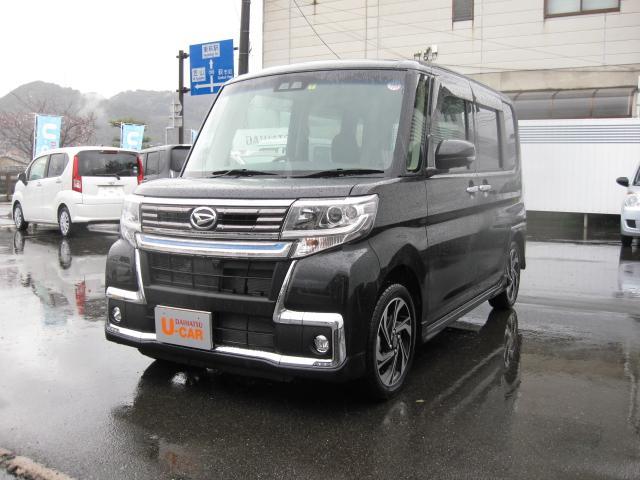 ダイハツ カスタムRSトップエディションVS SA3 ターボ 4WD