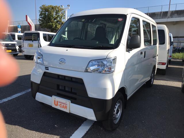 ダイハツ スペシャルSAIII 2WD 4速オートマチック車