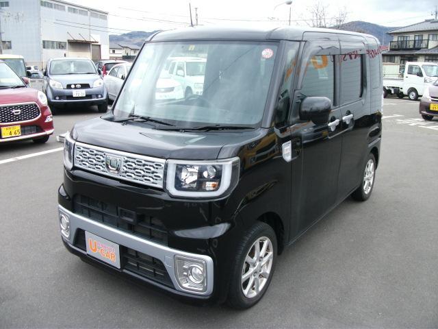 ダイハツ XSA 2WD ターボ ナビ付