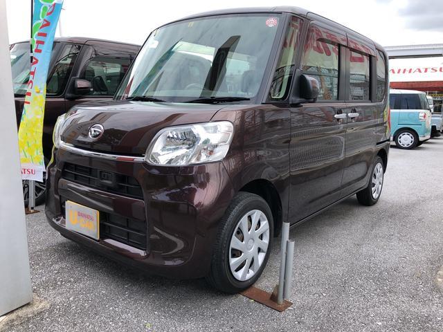 沖縄県の中古車ならタント X スマートセレクションSA