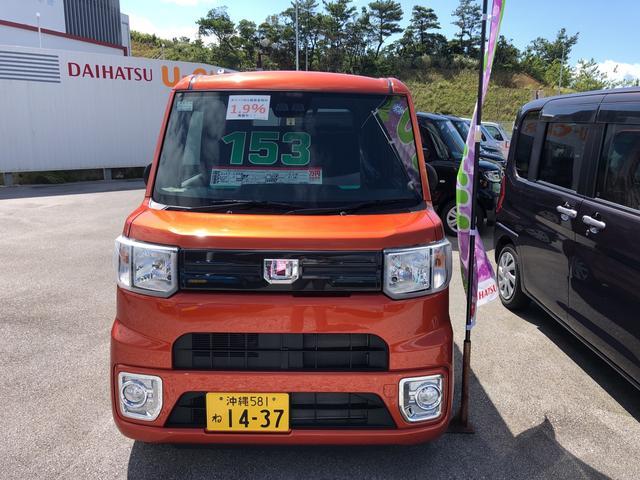 沖縄県名護市の中古車ならウェイク L SAIII