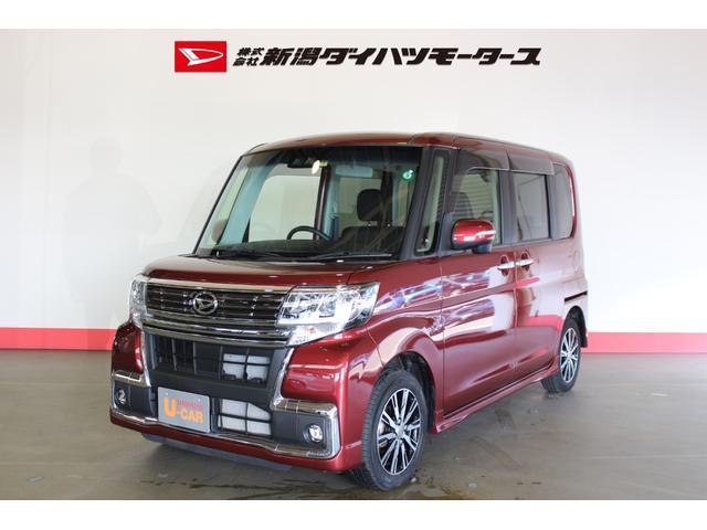 ダイハツ カスタムX トップエディションSAIII ナビ付 4WD