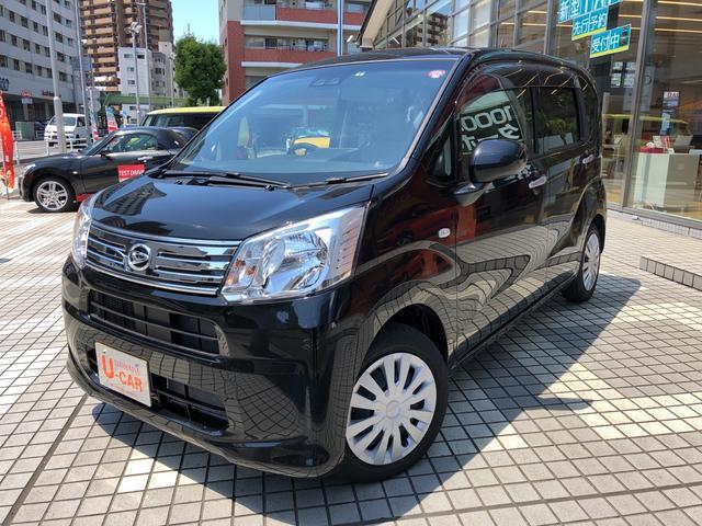 ダイハツ ムーヴ L SAIII・デモカーUP・走行938キロ
