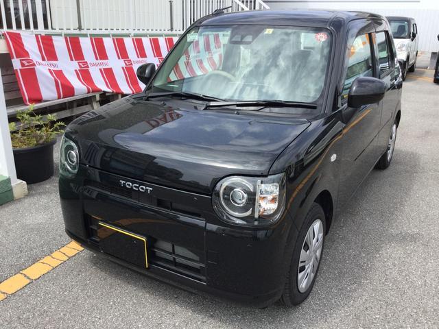 トコット黒、入荷しました。 短期間だけ、社用車して使用していたお買い得な車です