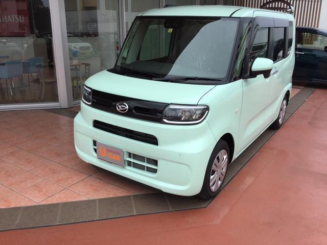 沖縄県浦添市の中古車ならタント Xターボ