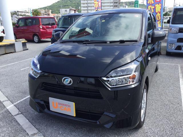 沖縄県島尻郡与那原町の中古車ならミライース G リミテッドSAIII