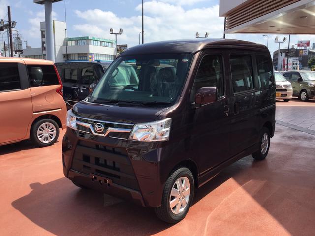 沖縄県浦添市の中古車ならアトレーワゴン カスタムターボRS SAIII